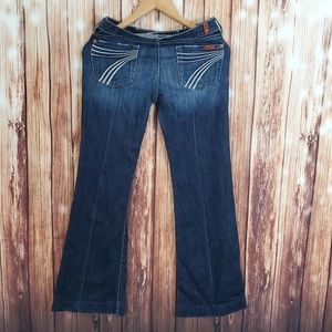 7 For All Mankind Jeans - 7 For all Mankind Jeans Dojo Jeans 26